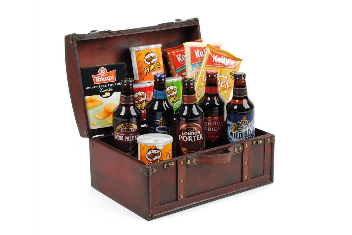 Beer Treasure In a Box