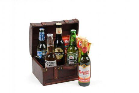 Beer & Pop Hamper