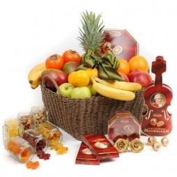 Fruits & Confectionary