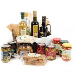 Mediterranean Gourmet Gift Basket