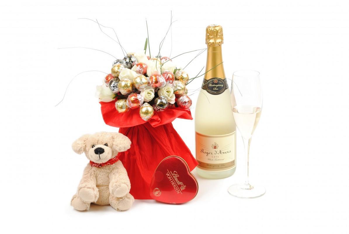 Valentines's Gift Basket